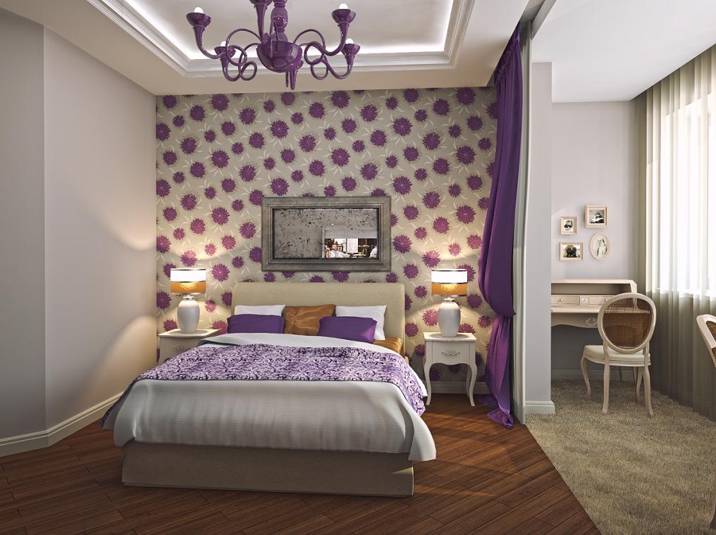 Спальня ЖК Горки-8