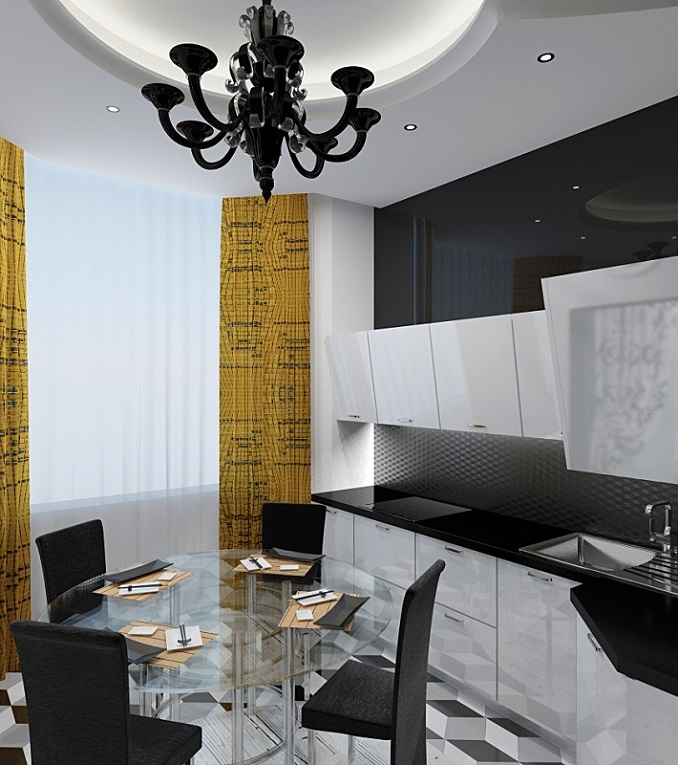 Кухня ЖК Горки-8