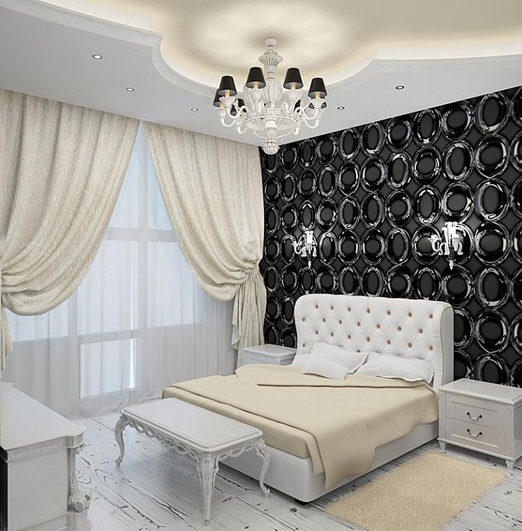 Основная спальня ЖК Горки-8