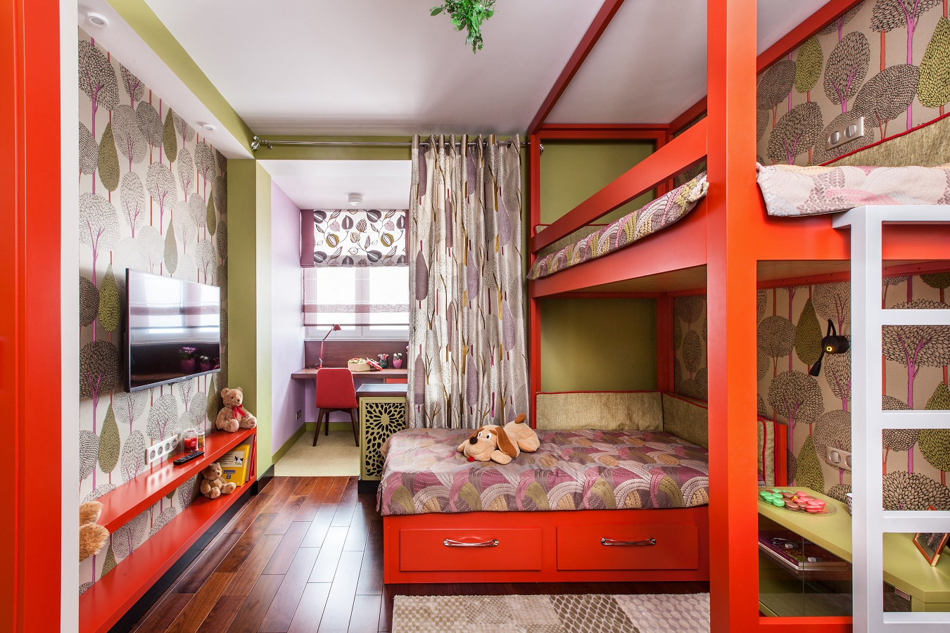 Мебель на заказ в детскую