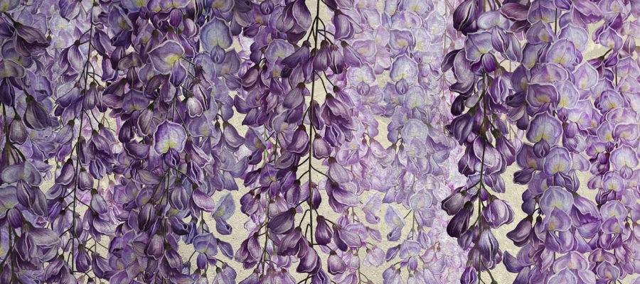 Цвет 2018 года. PANTON Ultra Violet.