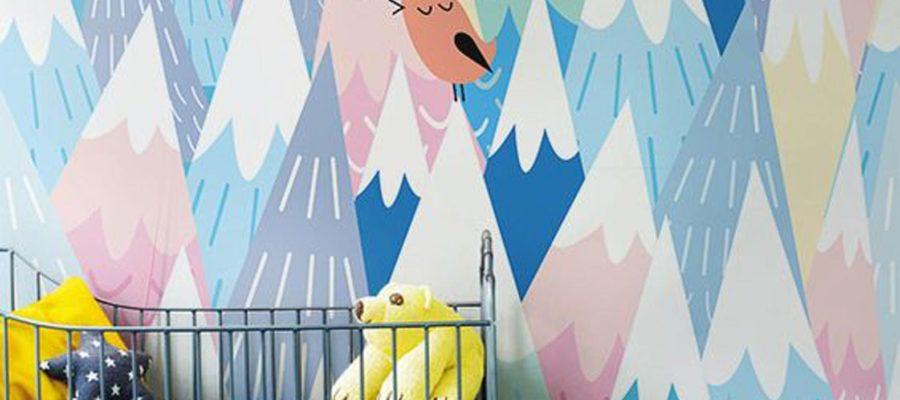 Функционал детской комнаты.